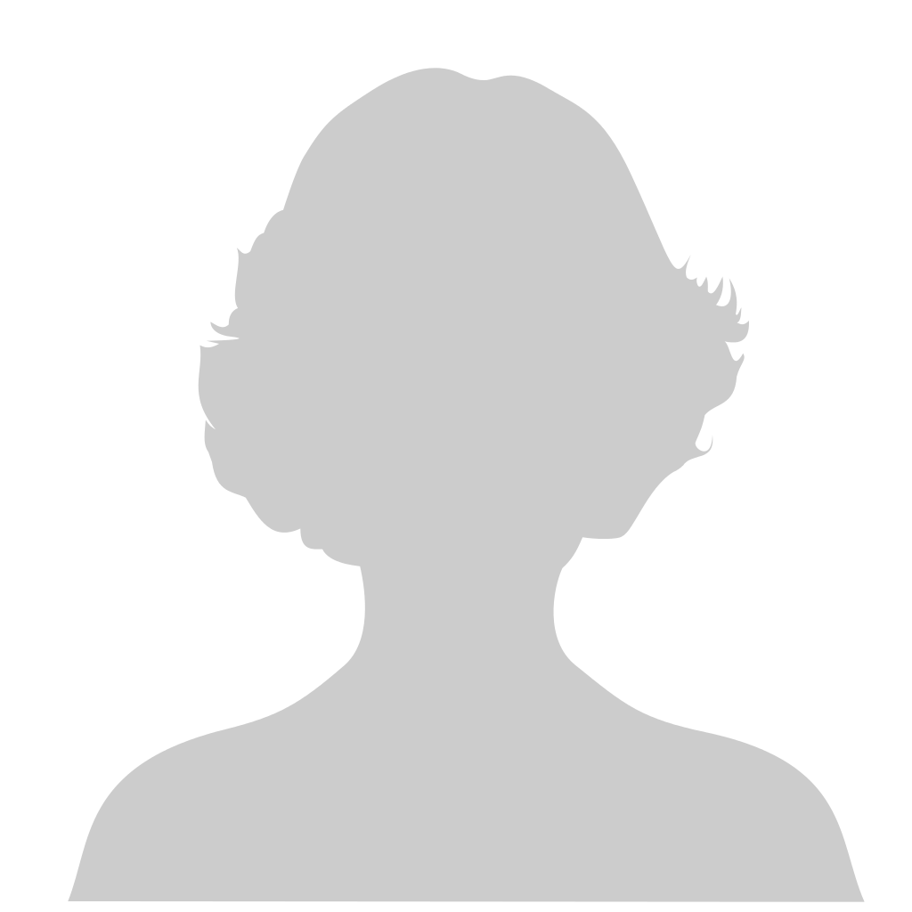 Blank woman placeholder