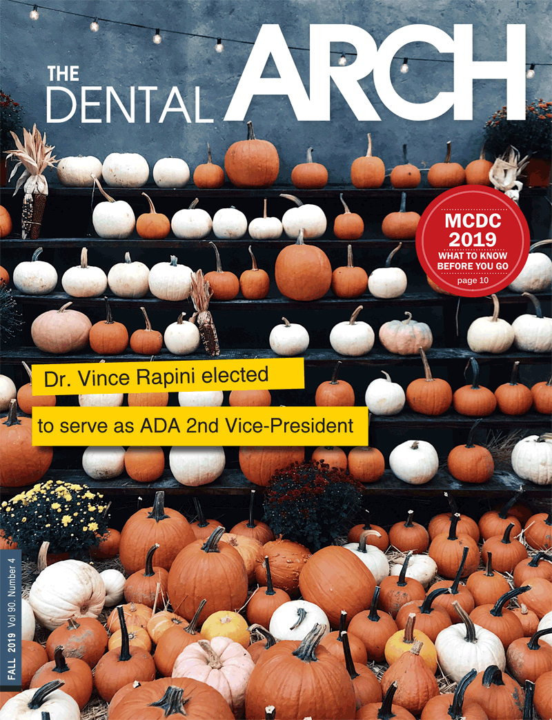 cover fall 2019 dental arch